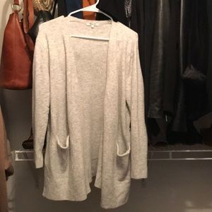 Madewell Ryder cardigan like new. Small